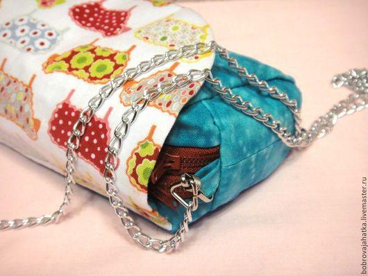 Детские аксессуары ручной работы. Ярмарка Мастеров - ручная работа. Купить Детская сумка для девочки Сумочка с двумя отделениями Подарок девочке. Handmade.