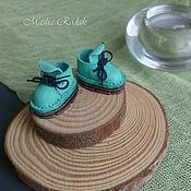 Куклы и игрушки handmade. Livemaster - original item Shoes for Blythe. Handmade.