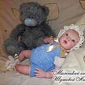 Куклы и игрушки ручной работы. Ярмарка Мастеров - ручная работа Кукла реборн Сонечка. Handmade.