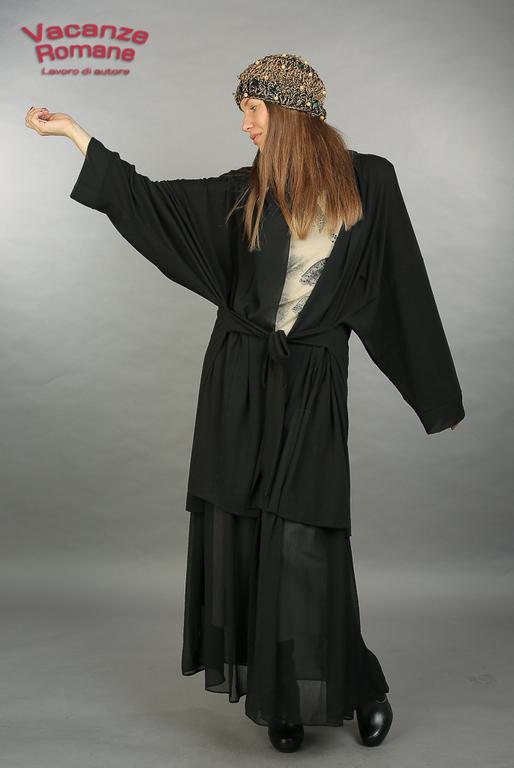 Кофты и свитера ручной работы. Ярмарка Мастеров - ручная работа. Купить Vacanze Romane-1033. Handmade. Дизайнерская одежда, шифон