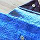 Чехол для ноутбука из войлока с кожаным клапаном. Классическая сумка. Zoe Bo. Ярмарка Мастеров.  Фото №5