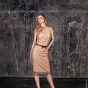 Одежда handmade. Livemaster - original item Lace evening dress. Handmade.