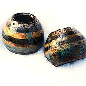 """Посуда ручной работы. Ярмарка Мастеров - ручная работа Калабас """"Йерба - матэ"""". Handmade."""