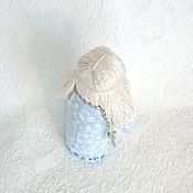 Куклы и игрушки ручной работы. Ярмарка Мастеров - ручная работа Ангел хранитель, маленькая куколка ангел, тканевая кукла ангел. Handmade.