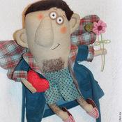 Куклы и игрушки ручной работы. Ярмарка Мастеров - ручная работа ангел-хранитель женского счастья. Handmade.