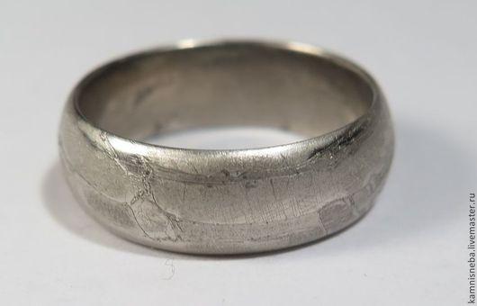 Кольцо из метеорита Сеймчан
