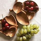 Тарелки ручной работы. Ярмарка Мастеров - ручная работа Детские тарелочки. Handmade.