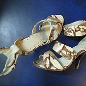 Обувь ручной работы. Ярмарка Мастеров - ручная работа обувь на заказ. Handmade.