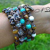Украшения handmade. Livemaster - original item Bracelet of