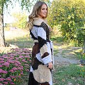 Одежда ручной работы. Ярмарка Мастеров - ручная работа Авторское пальто. Handmade.