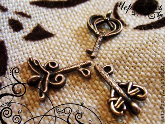 Для украшений ручной работы. Ярмарка Мастеров - ручная работа. Купить Время рыцарей 1364-400 (10). Handmade.
