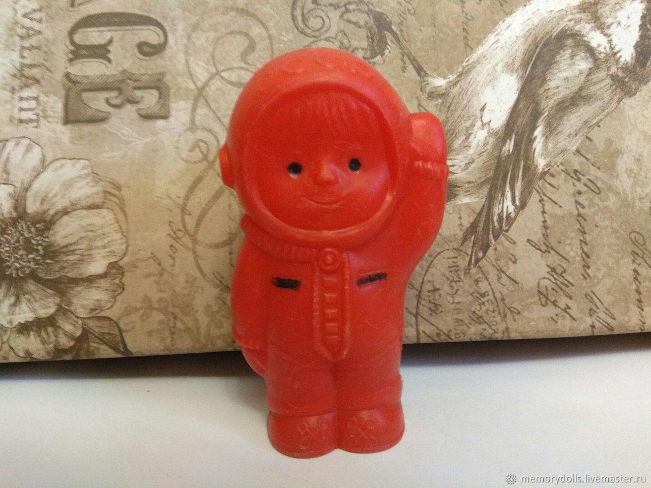 Винтаж: Космонавт. СССР, Винтажные куклы и игрушки, Москва, Фото №1