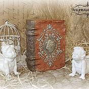 Для дома и интерьера ручной работы. Ярмарка Мастеров - ручная работа Шкатулка-книга мини. Handmade.