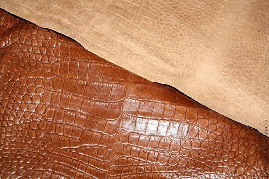 Шитье ручной работы. Ярмарка Мастеров - ручная работа. Купить итальянская кожа КРС. 0,9-1,0 мм. Handmade.