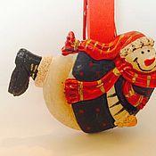 Для дома и интерьера ручной работы. Ярмарка Мастеров - ручная работа Новогодние украшения. Handmade.