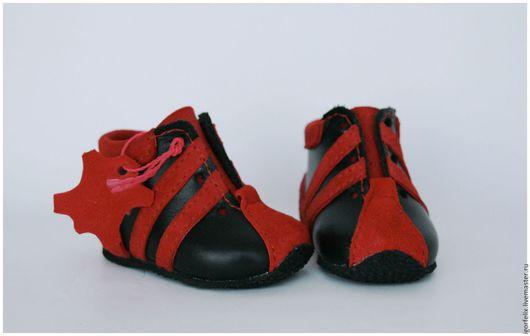 Одежда для кукол ручной работы. Ярмарка Мастеров - ручная работа. Купить Обувь для кукол Wichtel и Galoob Baby Face. Handmade.