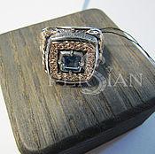 Украшения handmade. Livemaster - original item Orthodox ring Save and protect with gold. Handmade.
