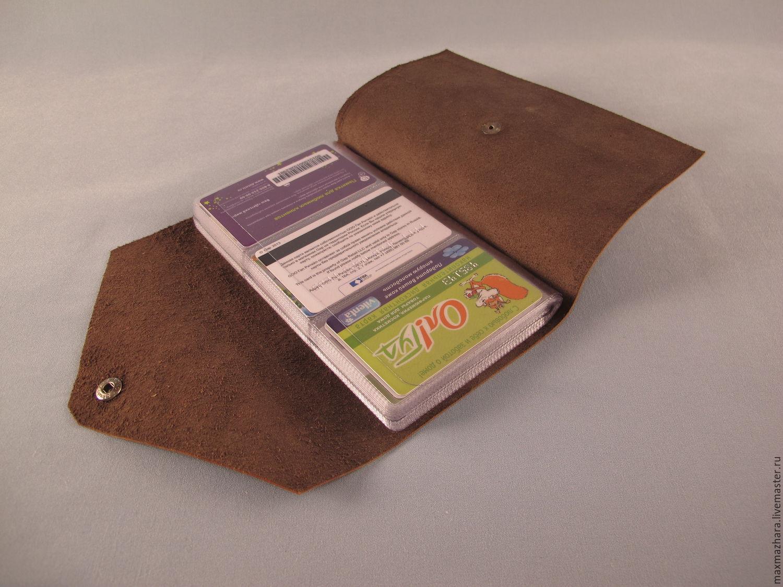 fb998da48c0d Картхолдер органайзер для визиток или карточек (визитница) на 48 ...