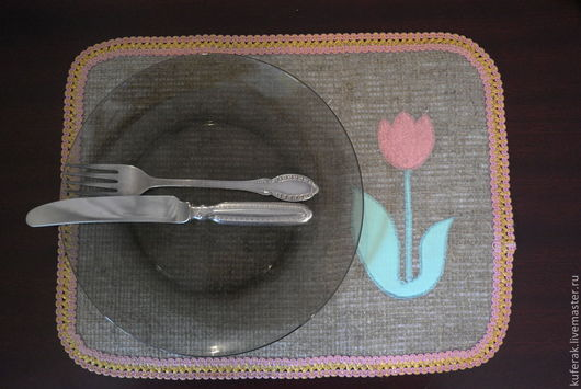 Кухня ручной работы. Ярмарка Мастеров - ручная работа. Купить Салфетка. Handmade. Салфетка, кухонный интерьер, подарок на новый год, лен