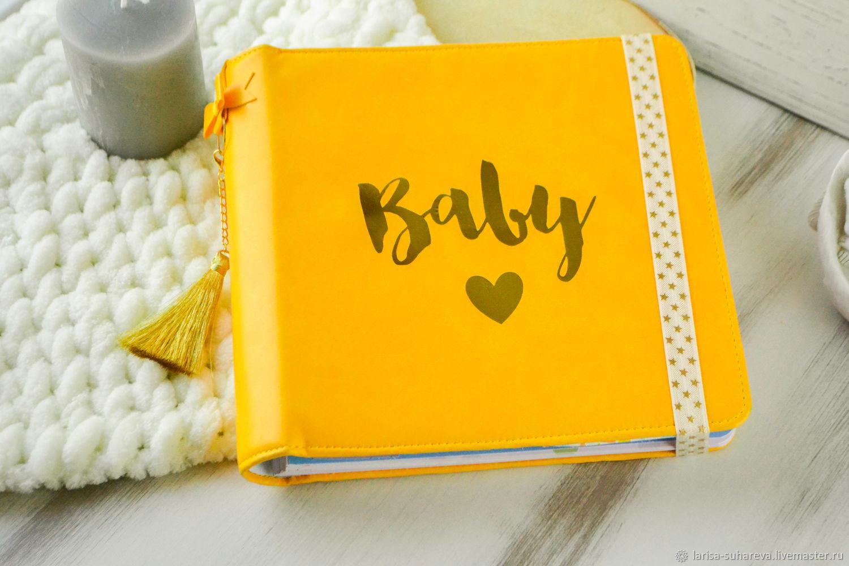 Фотоальбом Baby, Фотоальбомы, Иркутск, Фото №1