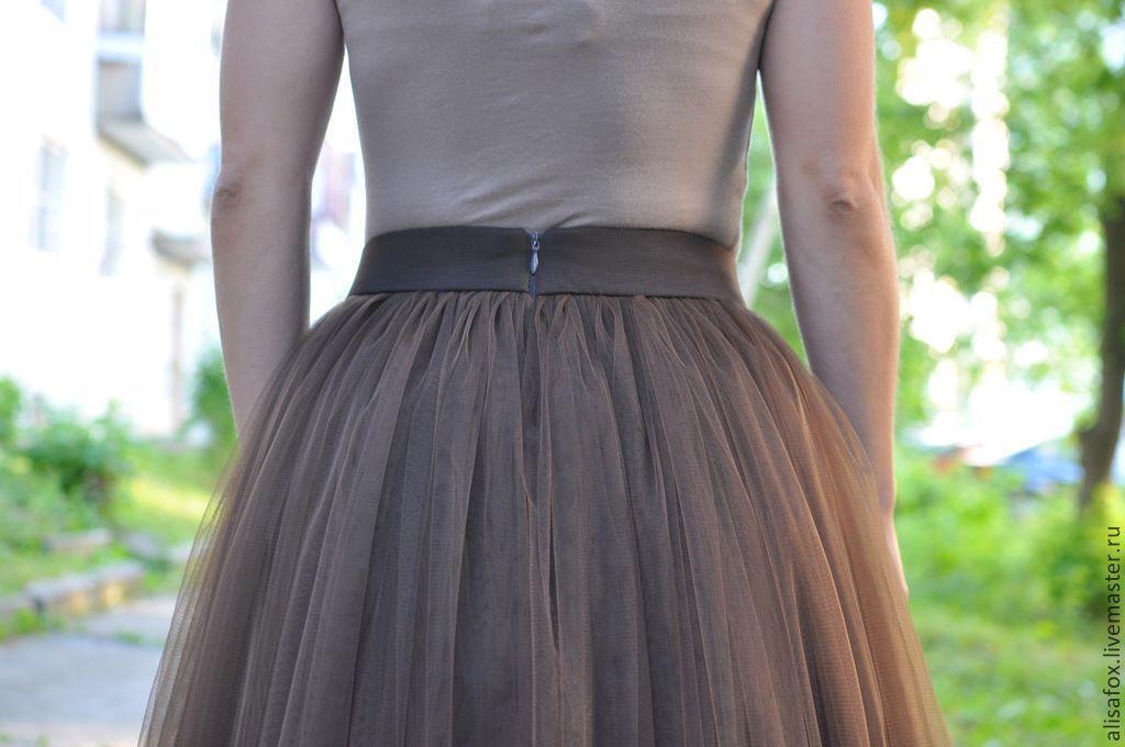 Сшить длинную юбку своими руками пошагово