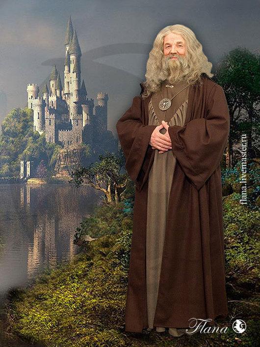 Флана - эксклюзивные костюмы по Вашим меркам - костюм волшебника