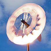 Для дома и интерьера ручной работы. Ярмарка Мастеров - ручная работа Wind spinner. Handmade.
