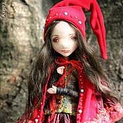 Куклы и игрушки ручной работы. Ярмарка Мастеров - ручная работа Красная шапочка. Handmade.