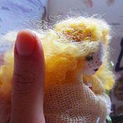 Куклы и игрушки ручной работы. Ярмарка Мастеров - ручная работа Бригитта и её свинка:). Handmade.