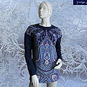 Одежда handmade. Livemaster - original item Warm jacket