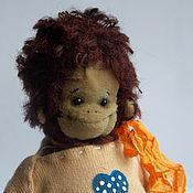Куклы и игрушки ручной работы. Ярмарка Мастеров - ручная работа еще один крохотулечка)). Handmade.