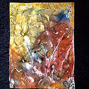 Картины и панно handmade. Livemaster - original item Passion. Mixed media.. Handmade.