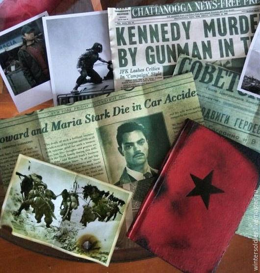 Подарки для влюбленных ручной работы. Ярмарка Мастеров - ручная работа. Купить Winter Soldier набор Зимний Солдат Марвел Мстители Стаки. Handmade.