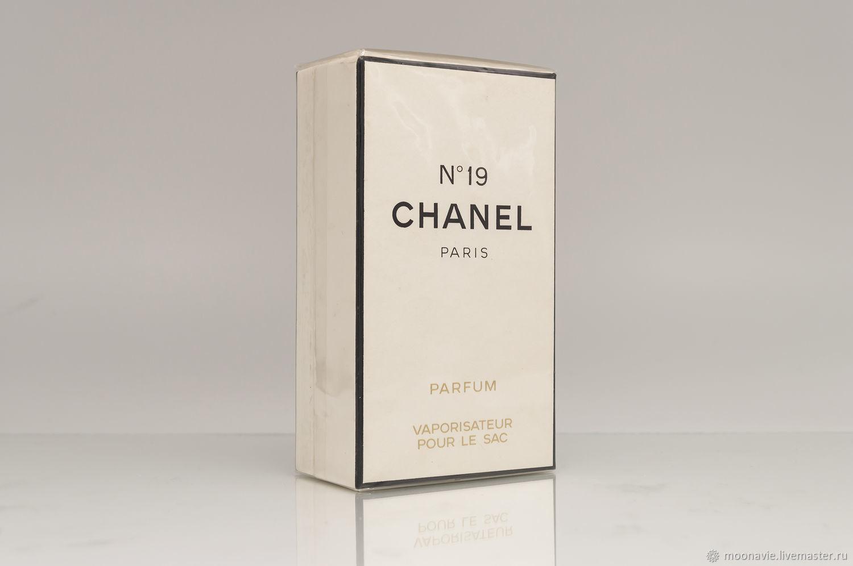 CHANEL 19 (CHANEL) perfume 6 ml VINTAGE MICA, Vintage perfume, Cherepovets,  Фото №1