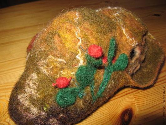 Вальдорфская игрушка ручной работы. Ярмарка Мастеров - ручная работа. Купить Домик лесной. Handmade. Игрушка ручной работы, Норка