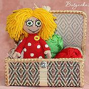 Куклы и игрушки ручной работы. Ярмарка Мастеров - ручная работа Домовенок Кузя (игрушка домовой). Handmade.