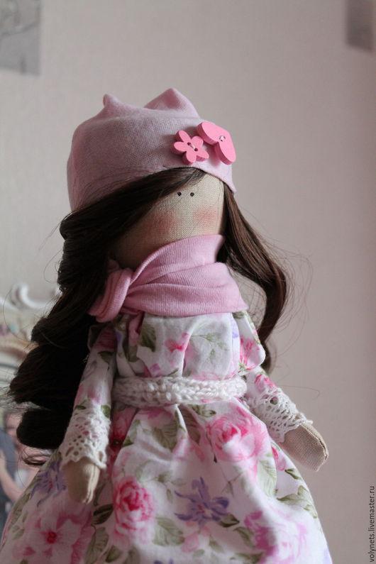 Куклы тыквоголовки ручной работы. Ярмарка Мастеров - ручная работа. Купить интерьерная кукла. Handmade. Текстильная кукла подарок