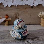 Подарки ручной работы. Ярмарка Мастеров - ручная работа Кукла оберег Благополучница Мятные радости. Handmade.