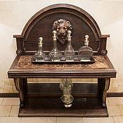 Комоды ручной работы. Ярмарка Мастеров - ручная работа Консоль в винный погреб. Комод. Handmade.