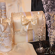 Свадебный салон ручной работы. Ярмарка Мастеров - ручная работа Свадебные наборы в ассортименте. Handmade.