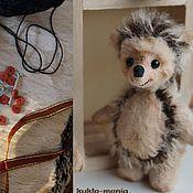 Куклы и игрушки ручной работы. Ярмарка Мастеров - ручная работа Набор для создания ёжика-тедди 7 см.. Handmade.