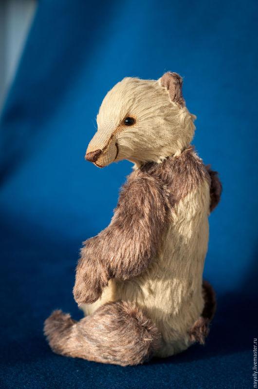 Мишки Тедди ручной работы. Ярмарка Мастеров - ручная работа. Купить Тедди мишка Бук. Handmade. Коричневый, мишка в подарок