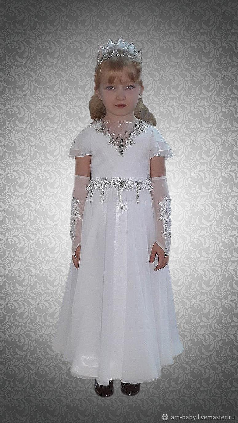 Детское платье к празднику, утреннику, Платья, Липецк,  Фото №1