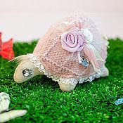 Куклы и игрушки ручной работы. Ярмарка Мастеров - ручная работа Коллекционная игрушка Маленькая Черепашка. Handmade.