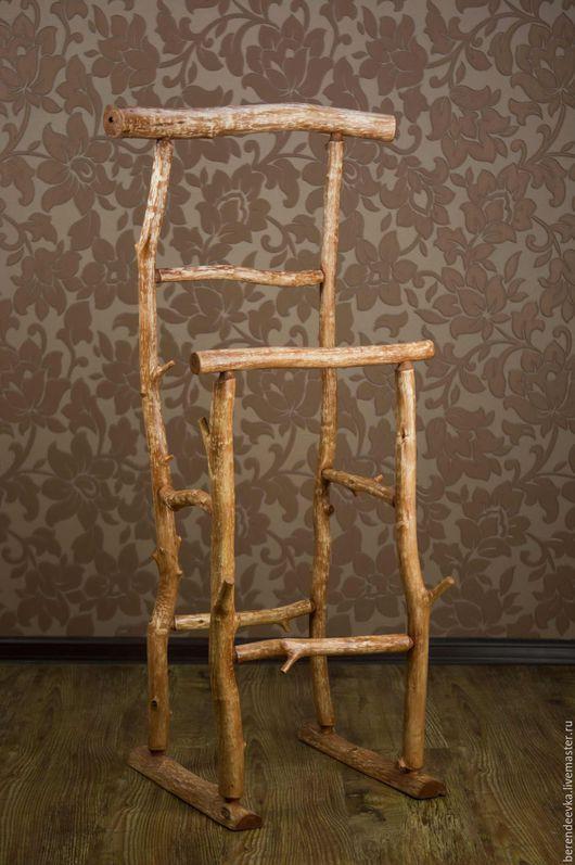 Мебель ручной работы. Ярмарка Мастеров - ручная работа. Купить Вешалка напольная. Handmade. Мебель, мебель из дерева, мебель для дачи