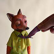 Куклы и игрушки handmade. Livemaster - original item Nick. Handmade.