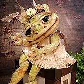 Лягушка Влюбленная