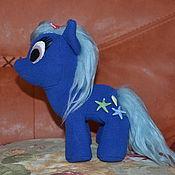 Куклы и игрушки ручной работы. Ярмарка Мастеров - ручная работа My little pony. Handmade.