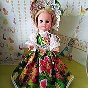 Куклы и игрушки handmade. Livemaster - original item Clothes for dolls of the Soviet period. Handmade.
