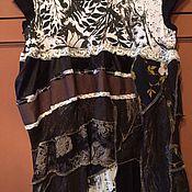 Одежда ручной работы. Ярмарка Мастеров - ручная работа Платье в стиле бохо Вот и лето. Handmade.
